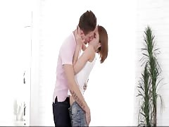 Teens Analyzed - Passion makes anal possible