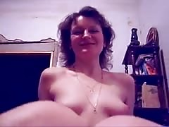 Astonishing playful milf is demonstrating her tight snatch