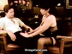 Exotic Madam Loves Anal and Swallowing (1970s Vintage)