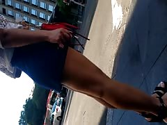 Bare Candid Legs - BCL#231