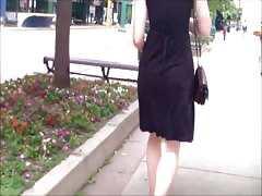 whooty Candid booty skirt shake