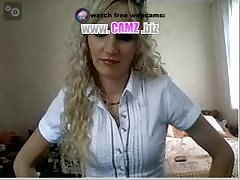blonde russe flash 1 boob Amateur