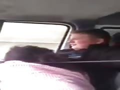 Irish Traveller girl giving a blow job