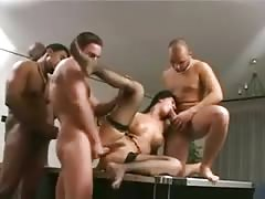 group fuck with hot italian milf