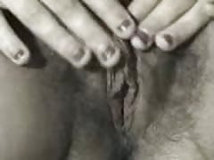my wife fingering pussy